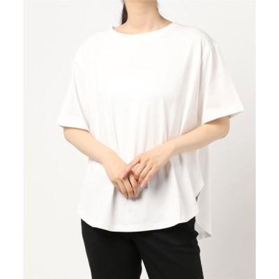 tシャツ Tシャツ ラウンドヘムユルTEE 892693