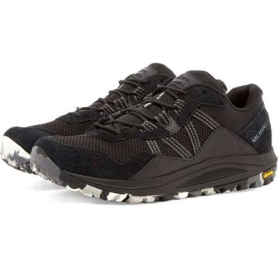 メレル Merrell 1TRL メンズ スニーカー シューズ・靴 Merrell 1 TRL Nova Traveller JPN Sneaker Black