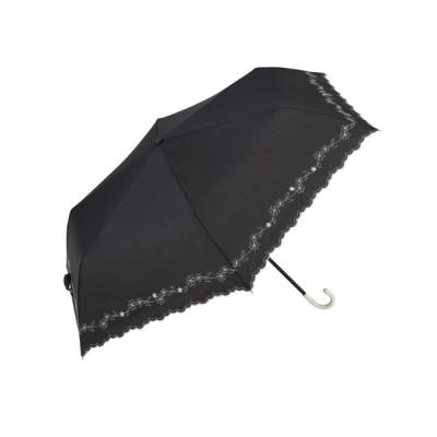 SETUP7 / 【because】フラワー刺繍 ミニ BE-09038 WOMEN ファッション雑貨 > 折りたたみ傘