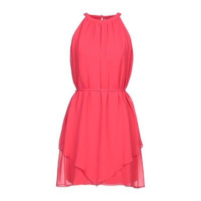 NAF NAF ミニワンピース&ドレス レッド 36 ポリエステル 100% ミニワンピース&ドレス