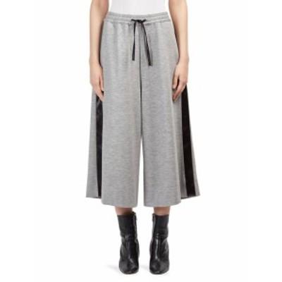 ロベルトカバリ レディース パンツ Wool Culotte Sweatpants