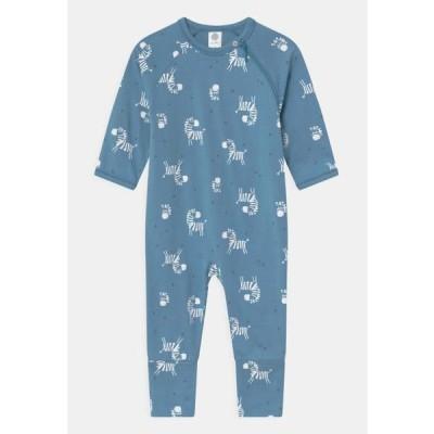 サネッタ キッズ ファッション Pyjamas - petrolio