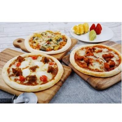 南極カレーのピザセット 3種 詰合せ 兵庫 ピザ 惣菜 AOHORI4958