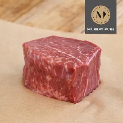 マレー ピュア プレミアム 100% グラスフェッドビーフ 牛肉 ヒレ 厚切り ステーキ 250g 牧草牛 無農薬 ホルモン剤不使用 抗生物質不使用