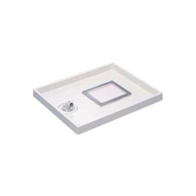 三栄水栓 洗濯機パン 洗濯機用 【H542-800】 [□]