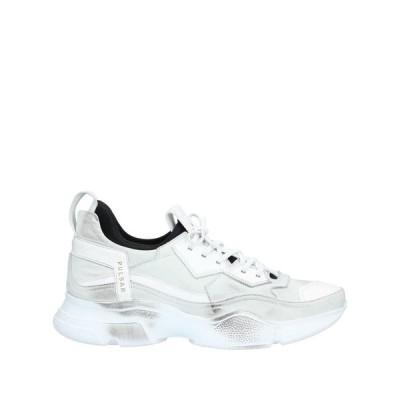BRUNO BORDESE スニーカー ファッション  メンズファッション  メンズシューズ、紳士靴  スニーカー ライトグレー