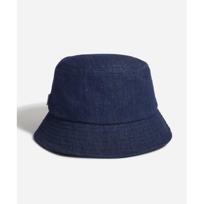 サタデーズ ニューヨークシティ/EARL BUCKET HAT/ネイビー/F