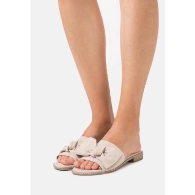 マルコトッツイ レディース 靴 シューズ BY GUIDO MARIA KRETSCHMER - Mules - dune