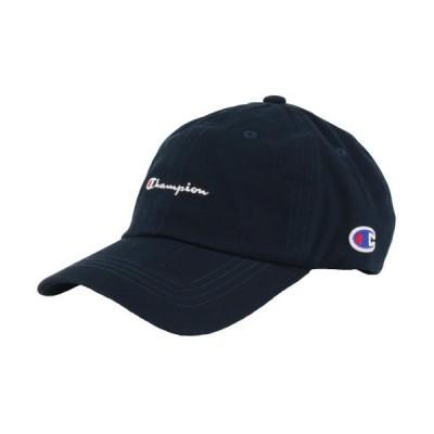 チャンピオン キャップ ツイルキャップ (181-019A) 帽子 : ネイビー Champion
