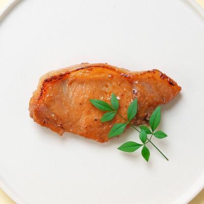 京粕漬 魚久 やまと豚使用 豚ロース酒粕赤味噌漬(OLNU-4)