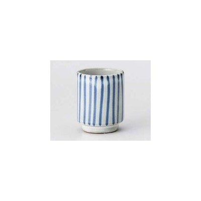 和食器 カ377-067 乳白十草コブ茶湯呑
