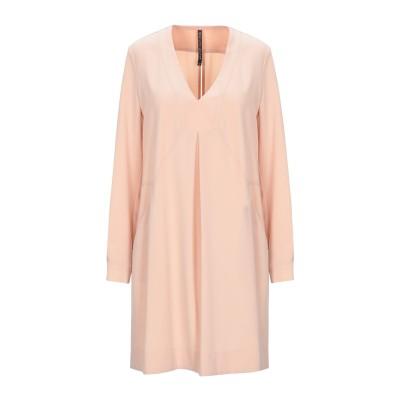 マニラ グレース MANILA GRACE ミニワンピース&ドレス ライトピンク 38 ポリエステル 88% / ポリウレタン 12% ミニワンピー