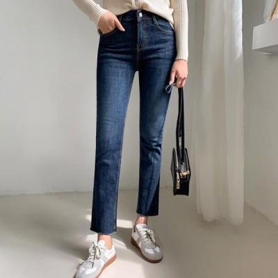 ENVYLOOK レディース ジーンズ World Comfortable Sloppy Jeans