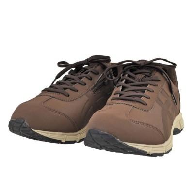 メンズ 靴 スニーカー アシックス ファスナー付き ウォーキングシューズ ゲルファンウォーカー コーヒー M009 1291A009-200