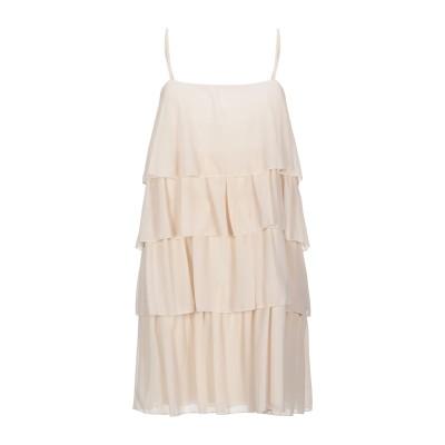 VICOLO ミニワンピース&ドレス ライトピンク M ポリエステル 100% ミニワンピース&ドレス