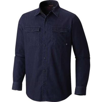 マウンテンハードウェア メンズ シャツ トップス Mountain Hardwear Men's Hardwear Denim Shirt