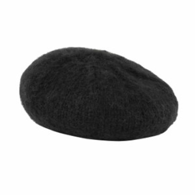 【納期目安:1週間】CMLF-1388026 ベレー帽 ハイライト ブラック 10618621040 (CMLF1388026)