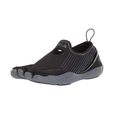 Fila Skele-Toes Emergence Black/Castlerock Mens Hiking Size 9M