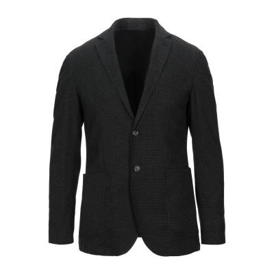 LIU •JO MAN テーラードジャケット スチールグレー 54 ポリエステル 69% / レーヨン 29% / ポリウレタン 2% テーラードジ