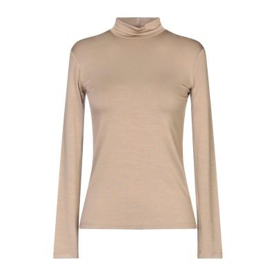 MARIELLA ROSATI T シャツ サンド 42 レーヨン 94% / ポリウレタン 6% T シャツ