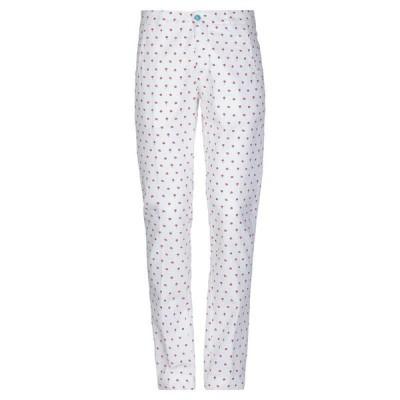 PANAMA チノパンツ  メンズファッション  ボトムス、パンツ  チノパン ホワイト