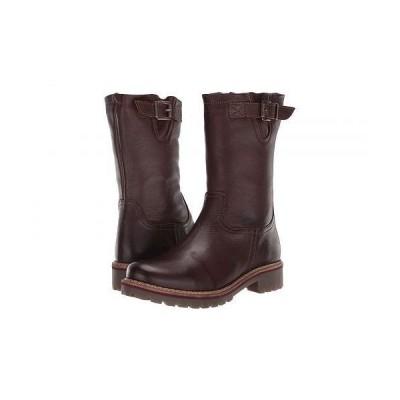 Eric Michael エリックマイケル レディース 女性用 シューズ 靴 ブーツ ミッドカフ Thistle - Brown