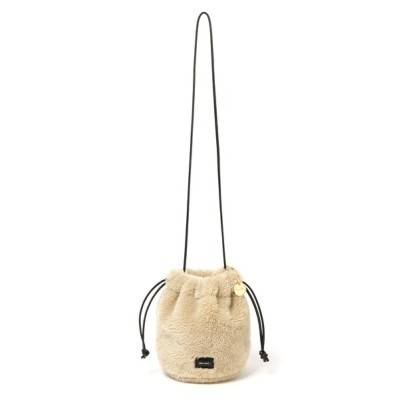 niko and... / 【小松菜奈さん着用アイテム】オリジナルリバーシブルファーショルダーバッグ WOMEN バッグ > ショルダーバッグ