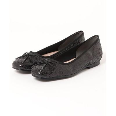 Parade ワシントン靴店 / ラメフラットパンプス 1014 WOMEN シューズ > パンプス
