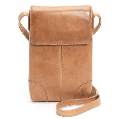 フライ レディース ショルダーバッグ バッグ Melissa Lanyard Phone Leather Crossbody Wallet