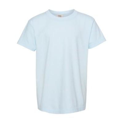 キッズ 衣類 トップス Comfort Colors - Garment-Dyed Youth Midweight T-Shirt - IWPF グラフィックティー