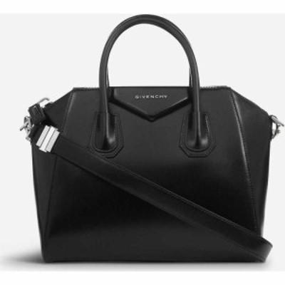 ジバンシー GIVENCHY レディース トートバッグ バッグ Antigona small leather tote bag BLACK