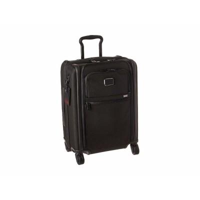 トゥミ ボストンバッグ バッグ メンズ Alpha 3 Continental Dual Access 4 Wheeled Carry-On Black
