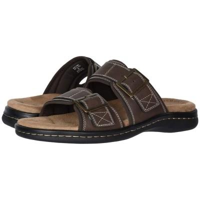 ドッカーズ Dockers メンズ サンダル シューズ・靴 Delray Briar Tumbled Synthetic