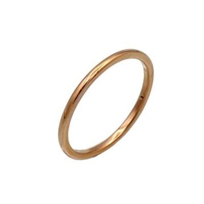 【BLUEGEMS】RING タングステン リング 指輪 シンプル ペア メンズ レディース ;AMRI-296-12