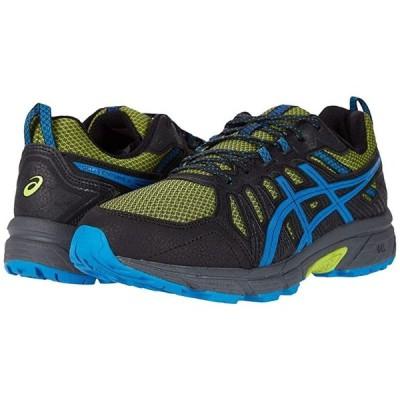 アシックス GEL-Venture 7 メンズ スニーカー 靴 シューズ Neon Lime/Directoire Blue