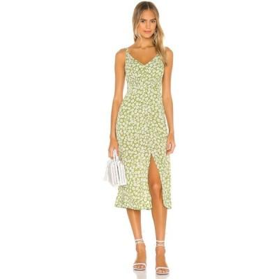 ハートルーム HEARTLOOM レディース ワンピース ワンピース・ドレス Cora Dress Sage