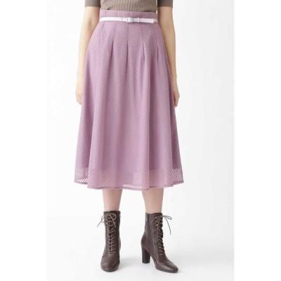 JILLSTUART / ジルスチュアート アーロン刺繍スカート