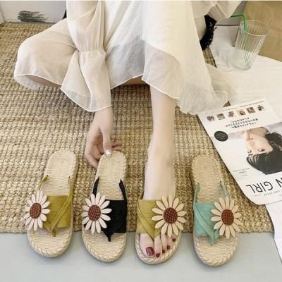 サンダル レディース 履きやすい 可愛いサンダル 歩きやすい おしゃれ 疲れない 靴 シューズ 22.5〜25cm