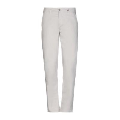 LIU •JO MAN パンツ ライトグレー 42 コットン 97% / ポリウレタン 3% パンツ