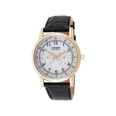 シチズン CITIZEN 腕時計 メンズ AO9003-16A エコドライブ ECO-DRIVE クォーツ ホワイト ブラック
