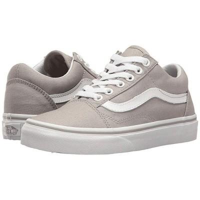バンズ Old Skool メンズ スニーカー 靴 シューズ Drizzle/True White