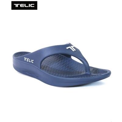 TELIC FOOTWEAR(テリックフットウェア)リカバリーサンダルLOGO IMPACT FLIP FLOP サンダル, Sandals