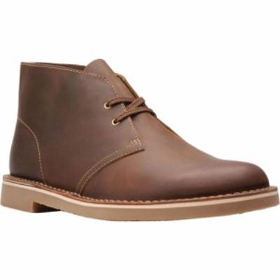 クラークス Clarks メンズ ブーツ チャッカブーツ シューズ・靴 Bushacre 3 Chukka Boot Beeswax Full Grain Leather