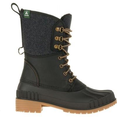 カミック Kamik レディース ブーツ ウインターブーツ シューズ・靴 Sienna2 200g Waterproof Winter Boots Black