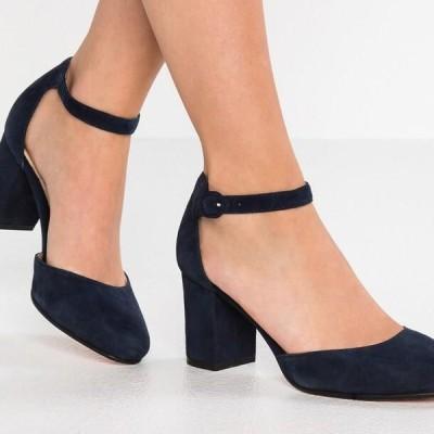 アンナフィールド レディース 靴 シューズ LEATHER - Classic heels - dark blue