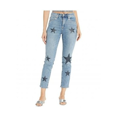Blank NYC ブランクエヌワイシー レディース 女性用 ファッション ジーンズ デニム Star Printed Jeans in Ever After - Ever After