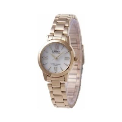 [リリッシュ] 腕時計 H997-903 シルバー