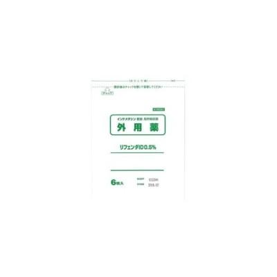 (第2類医薬品) タカミツ リフェンダID0.5%6枚 ◆セルフメディケーション税制対象商品 返品種別B