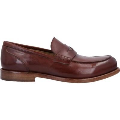 ステファノ ブランキーニ STEFANO BRANCHINI メンズ ローファー シューズ・靴 loafers Cocoa