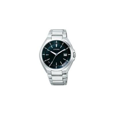 CITIZEN シチズン ATTESA アテッサ エコドライブ 電波時計 ダイレクトフライト 針表示式 CB3010-57L メンズ腕時計